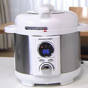 日テレ ポシュレ 電気圧力鍋 時短 炊飯