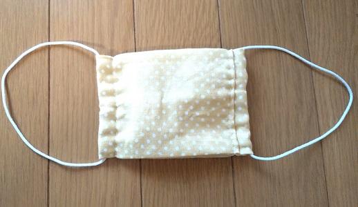 新型 コロナウイルス 肺炎 武漢 手作り 自作 作り方 型紙なし 手縫い
