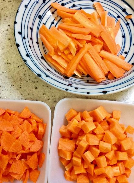 カット野菜 自作 保存 冷凍 休校レシピ
